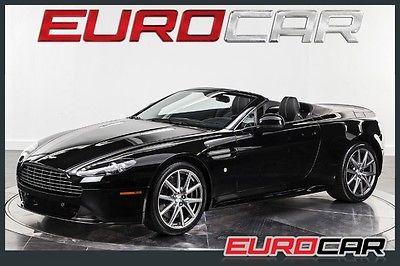 Aston Martin : Vantage S ROADSTER ASTON MARTIN VANTAGE S CONVERTIBLE, IMMACULATE CALIFORNIA CAR,