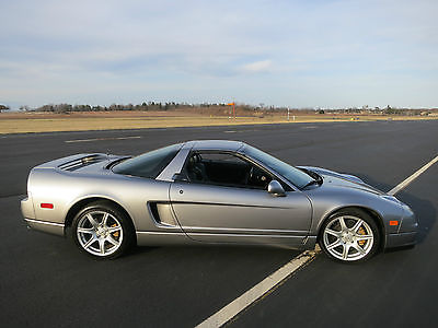 Acura : NSX T 2002 acura nsx t definition of perfect 7 498 miles delivery plastic there