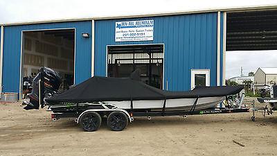 2015 Stoner Boat Works Fury 23ft CC 2014 225 Yamaha SHO L@@K!
