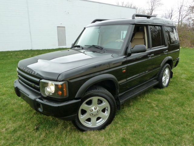 Land Rover : Discovery HSE7 HSE-7 2 nd owner low miles 4 x 4 4 wd loaded 3 rd row seat navigation parktonic duo sunroof