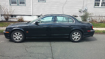 Jaguar : S-Type Base Sedan 4-Door 2003 jaguar s type must sell moving make offer need it sold by the weekend