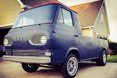 Ford : Other Pickups Econoline 1961 ford econoline pickup truck restored custom new restomod no reserve gasser