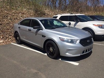 Ford Taurus Police Interceptor Cars For Sale In Connecticut