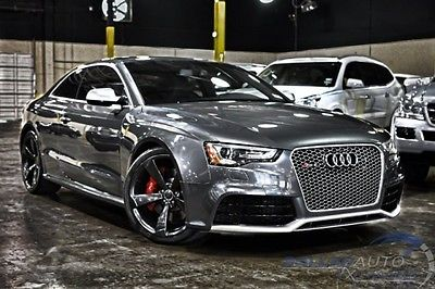 Audi : Other RS5 2013 audi rs 5 2 dr cpe loaded rs 5 b o nav plus sport exhaust 20 in wheels