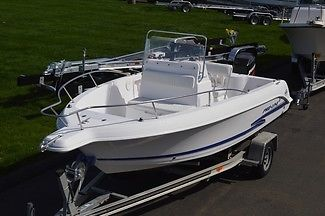 2002 PRO LINE 19 SPORT CENTER CONSOLE, 19FT 2IN, MERCURY 115HP, ALUM. TRAILER