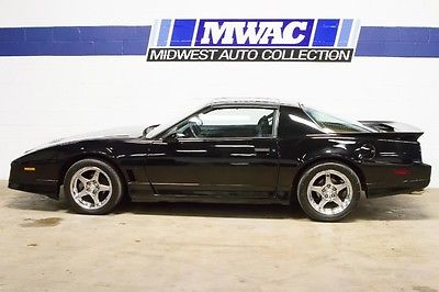 Pontiac : Trans Am 550 hp ls 6 auto very fast 3 rd gen sleeper 42 k miles fresh build wow