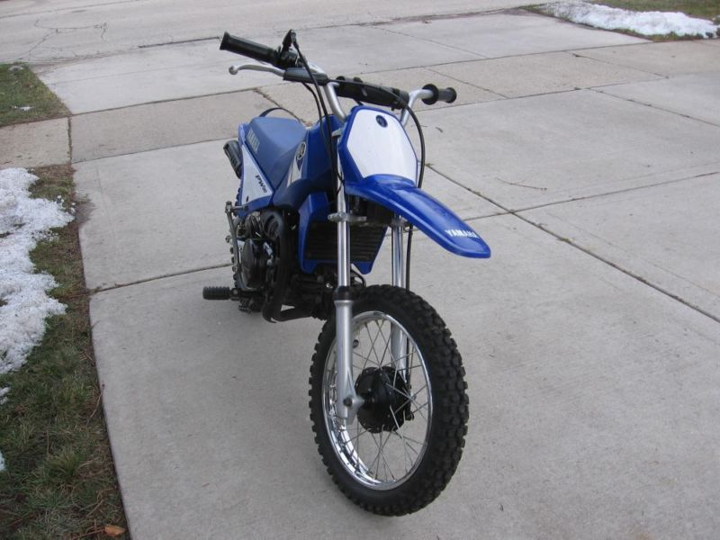 yamaha 80 dirt bike motorcycles for sale. Black Bedroom Furniture Sets. Home Design Ideas