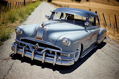 Ford custom deluxe sedan cars for sale pontiac other 2 door sedan a mild kustom 1951 pontiac chieftain deluxe 2 sciox Image collections