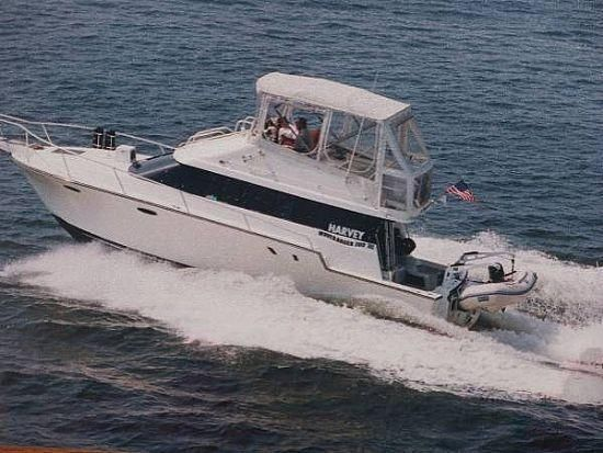 34' 1991 Luhrs Motoryacht