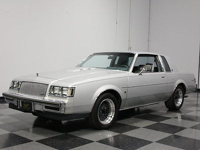 Buick : Regal Turbo-T INCREDIBLY PRESERVED TURBO-T, 20K ACTUAL MILES, WE4 EQUIPPED, FAST AND RARE!!
