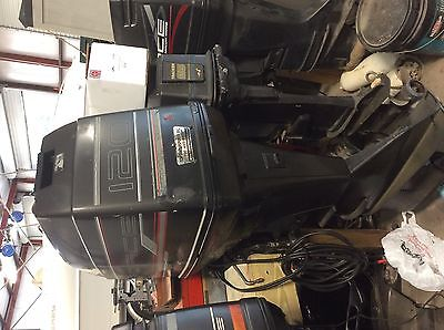Force 120 Outboard