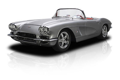 Chevrolet : Corvette Frame Off Built Corvette Roadster Pro Touring 6.2L EFI LS3 5 Speed PS A/C