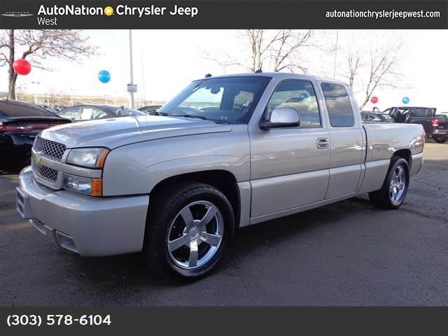 West Valley Chrysler Jeep >> 2005 Chevrolet Silverado Ss Cars for sale
