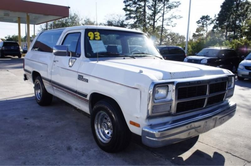 1993 Dodge Ram Charger