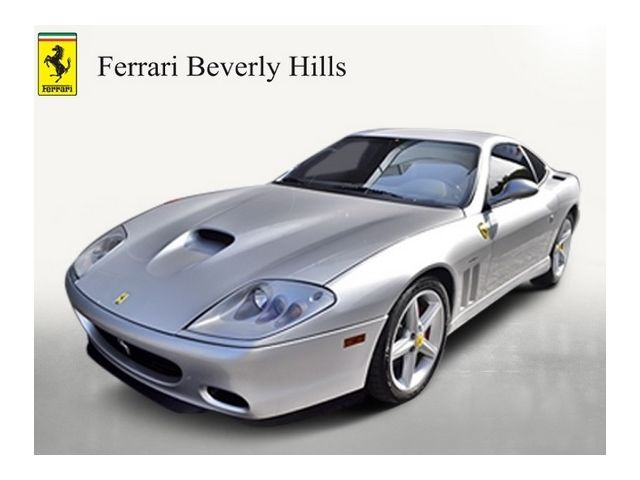 Ferrari : 575 M Maranello Low Mileage, Eligible for Certified Pre-Owned