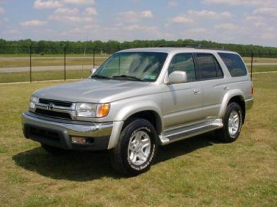2002 Toyota 4Runner 4x4