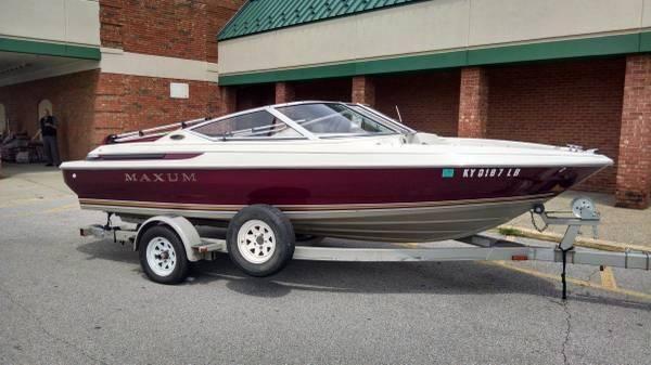 Maxum 1700 Boats For Sale
