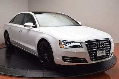 Audi : A8 1 owner Hawaii Car!! 2012 audi 1 owner hawaii car