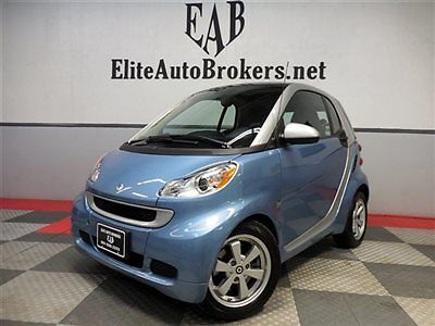 Smart : Fortwo 2dr Coupe Passion 2012 smart fortwo passion 15 k miles panorama roof pw alloy wheels clean carfax