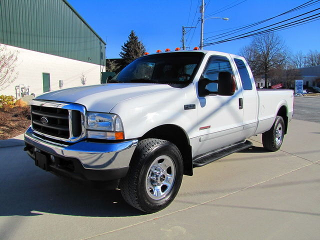 Ford : F-250 DIESEL 4x4 XLT 4x4 TURBO DIESEL LONG BED ! WARRANTY ! JUST SERVICED !  LIFTED !