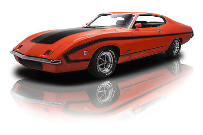Ford : Torino King Cobra Documented 1 of 2 Bud Moore Owned Torino King Cobra Prototype Boss 429 4 Speed
