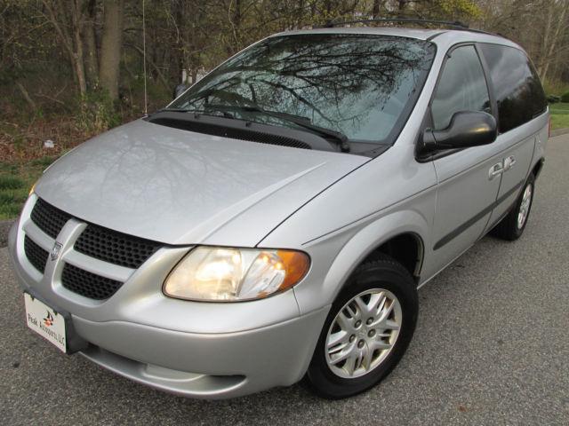 Dodge : Caravan 4dr Sport SE 03 caravan se sport low mileage no accidents 50 pics newer tires dual door nice