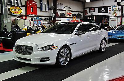 jaguar xj l supercharged cars for sale. Black Bedroom Furniture Sets. Home Design Ideas