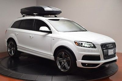 Audi : Q7 $68,355 msrp Over 17k in Options Wow 1 Owner 2010 audi 68 355 msrp over 17 k in options wow 1 owner