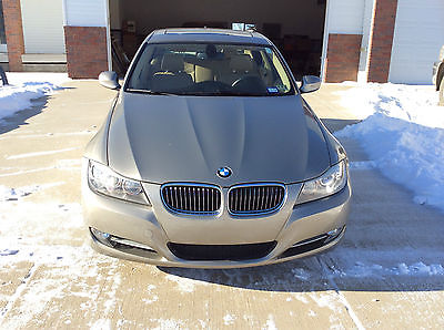 BMW : 3-Series Cold Weather, 2011 bmw 335 i