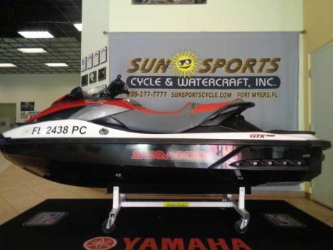 2010  Sea-Doo  GTX iS 215