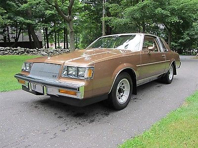 Buick : Regal Base Coupe 2-Door 1987 buick regal turbo t 40 k original miles