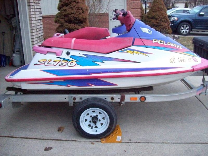 Polaris Sl Boats For Sale
