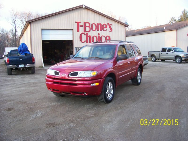 Oldsmobile Bravada,Leather,Loaded,Serviced & Ready 4 U,Great Value SUV