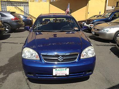 Suzuki : Forenza 4DR GREAT CONDITION 2006 SUZUKI FORENZA, STICK SHIFT, BLUE