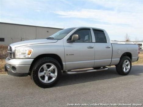 dodge ram 1500 cars for sale in richmond virginia. Black Bedroom Furniture Sets. Home Design Ideas
