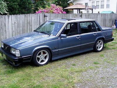 Volvo : Other LT1 1983 volvo 760 with chevrolet lt 1 6 speed detroit locker v 8 conversion swap
