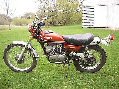 Yamaha : Other 1973 73 yamaha rt 3 360 2 stroke