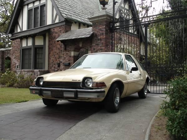 amc pacer cars for sale