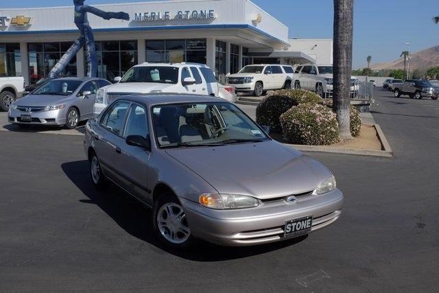 2000 Chevrolet Prizm 4D Sedan Base