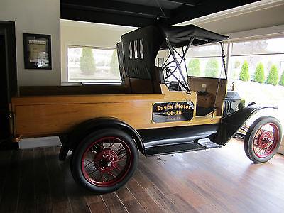Ford : Model T Base 1914 ford model t