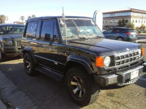 1987 Dodge Raider for: $8000