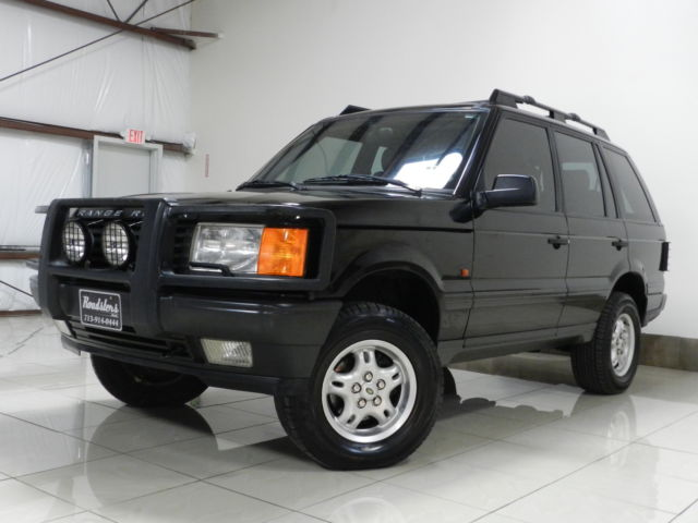 Land Rover : Range Rover P38 4.0 RANGE ROVER LIFTED ONLY 64K ONE OWNER CONVERTED SUSPENSION SYSTEM TOW SUNROOF !!