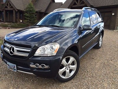 Mercedes-Benz : GL-Class Base Sport Utility 4-Door 2011 mercedes benz gl 450 base sport utility 4 door 4.6 l