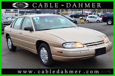 Chevrolet : Lumina 1999 used 3.1 l v 6 12 v automatic fwd cheap car cash car