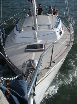 ISLAND PACKET, CUTTER RIG 26 MK I 26' Cruising Sailboat with tons of space