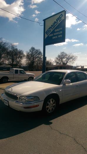 2004 Buick Park Avenue - Edward Motor Company, Hot Springs Arkansas