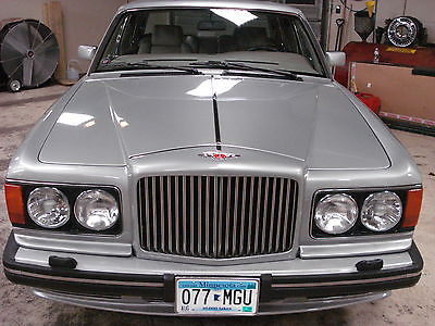 Bentley : Turbo R Standard 1989 bentley turbo r fully serviced needs nothing