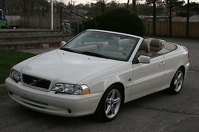 Volvo : C70 LT 2003 volvo c 70 lt hpt convertible 17 000 miles stunning condition