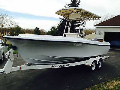 CUSTOM BUILT WELLCRAFT V20 CENTER CONSOLE HARD TOP 175HP 20 FT SPORT FISHERMAN !