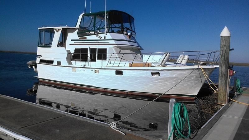 1986 Heritage East Trawler REDUCED!!